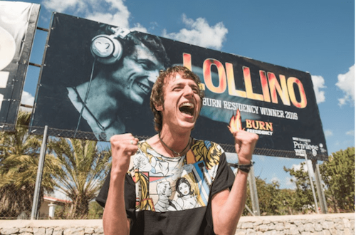 BURN Residency 2017 – Lollino & Carl Cox
